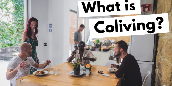 what is a coliving
