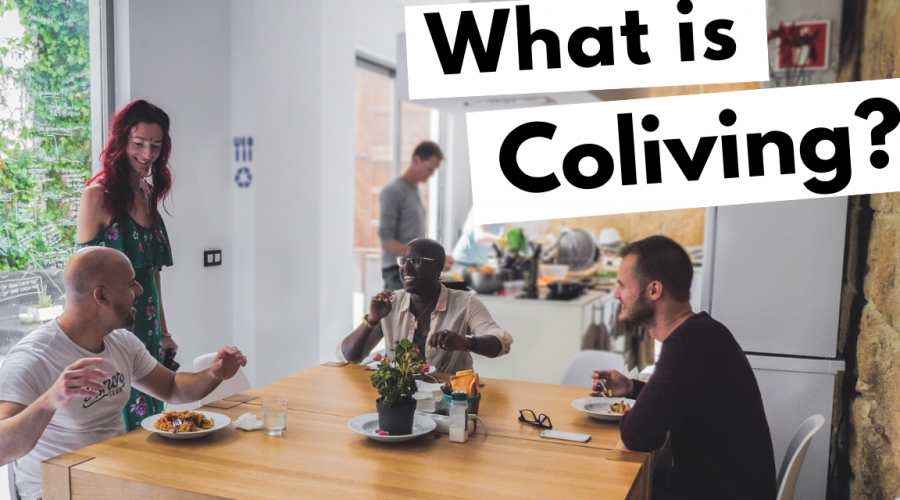 Coliving ? What is this ?
